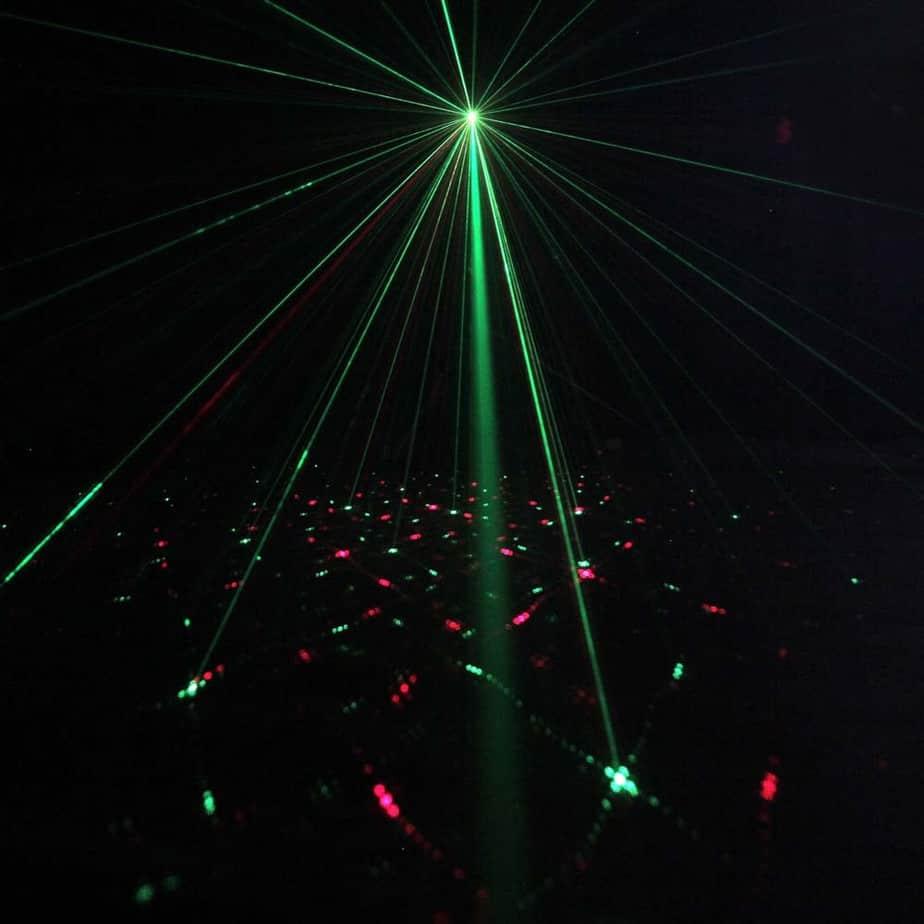 Cameo Storm 3 I 1 Lyseffekt Laser