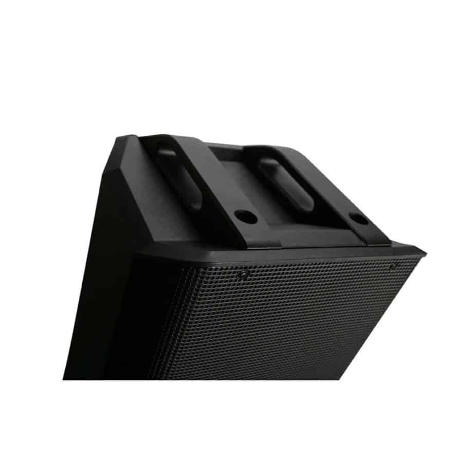 Wharfedale Pro Typhon-AX12BT aktiv høyttaler håndtak topp