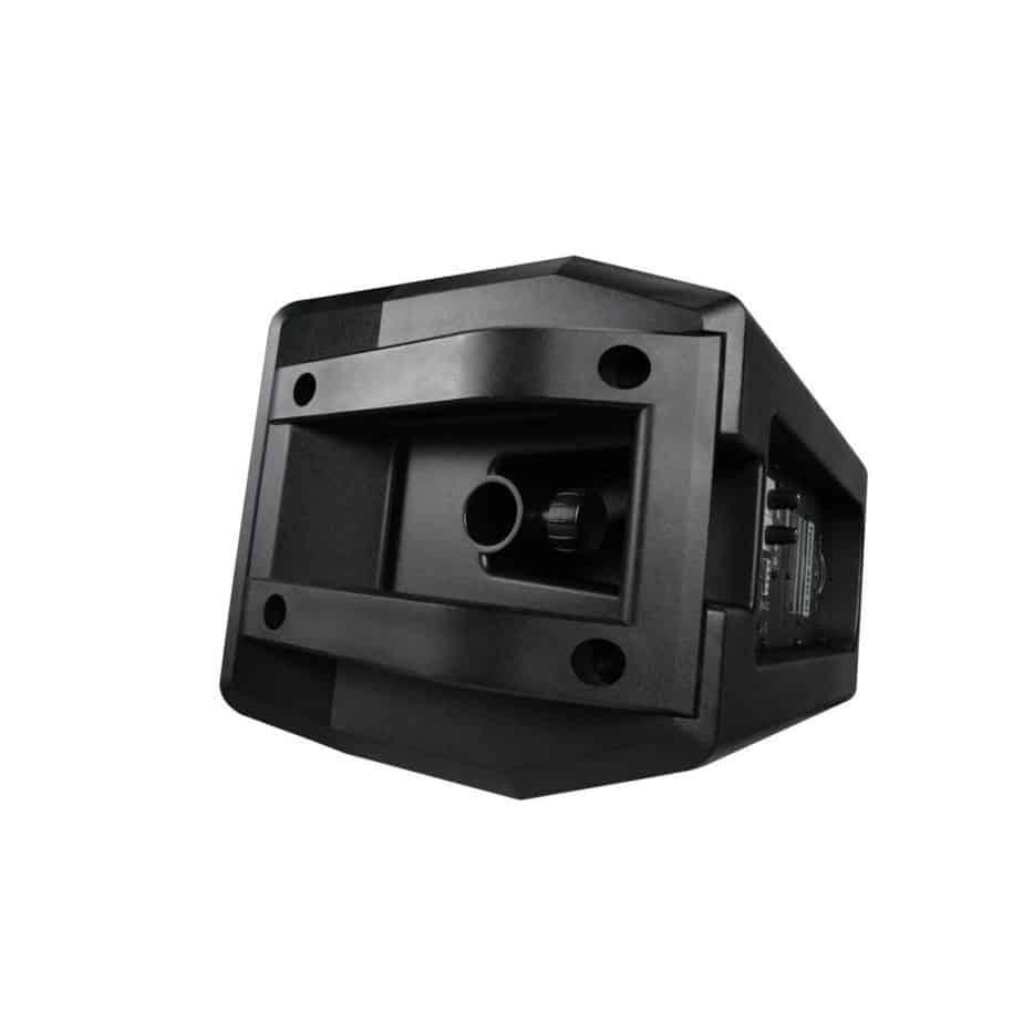 Wharfedale Pro Typhon-AX12BT aktiv høyttaler sett fra underside