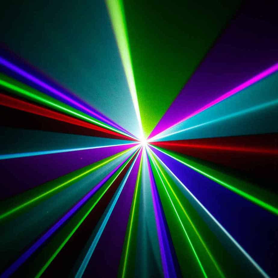 Cameo WOOKIE laser RGB effekt