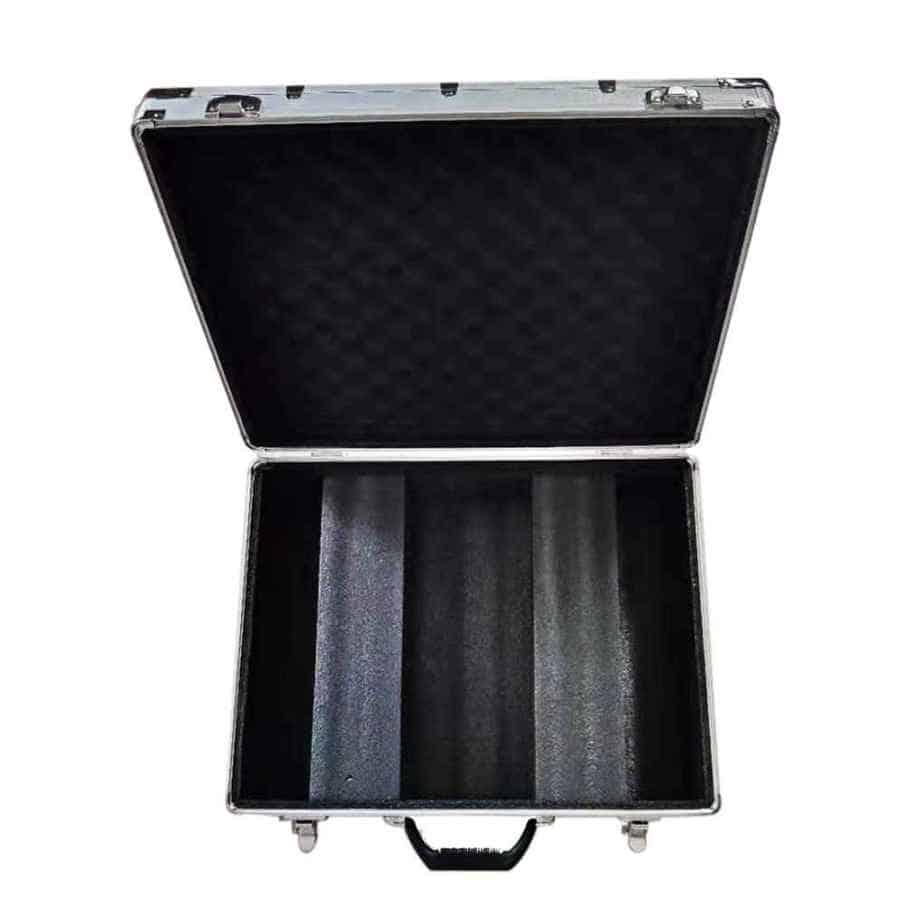 Wharfedale Pro M16 digital lydmikser åpnet