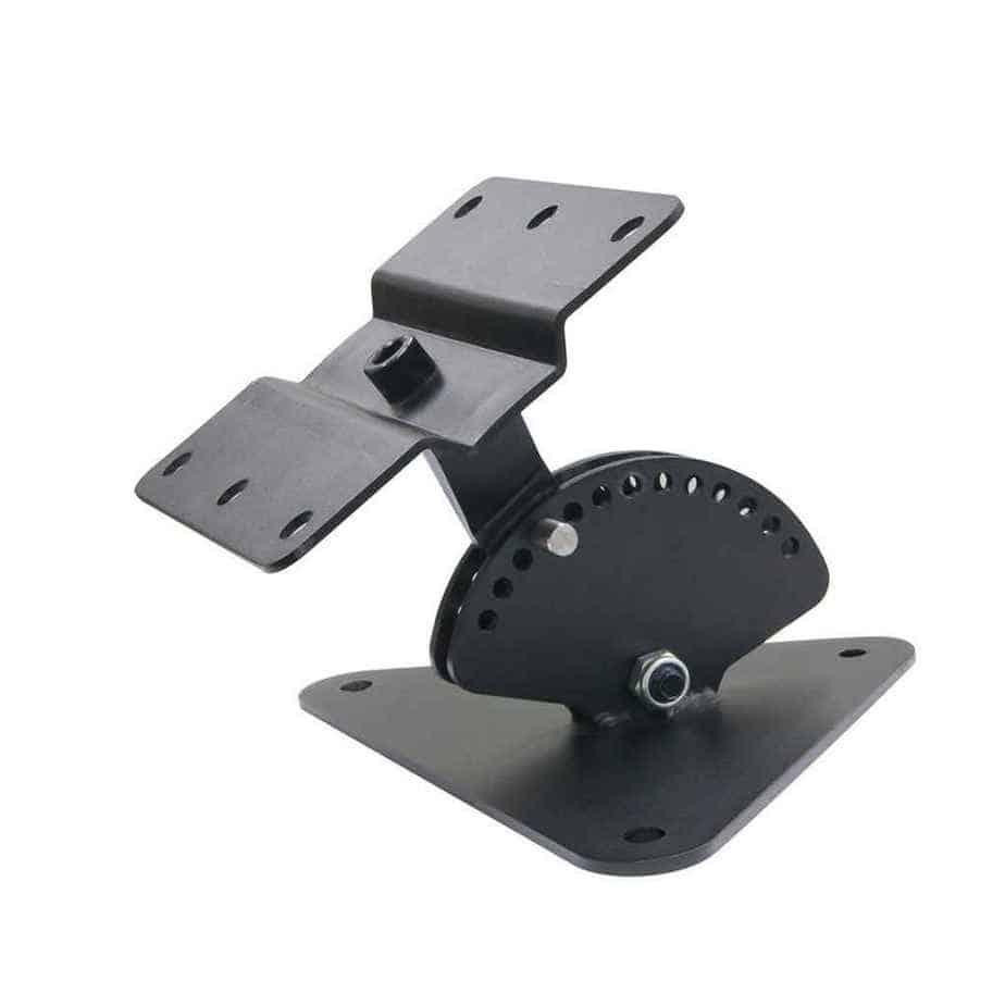 Wharfedale Pro WPB-6 høyttalerbrakett sort mekanisme