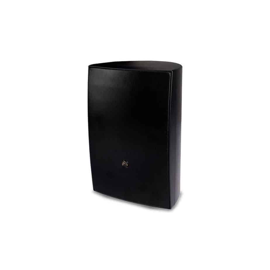 Wharfedale Pro i8 100v høyttaler sort sett fra siden