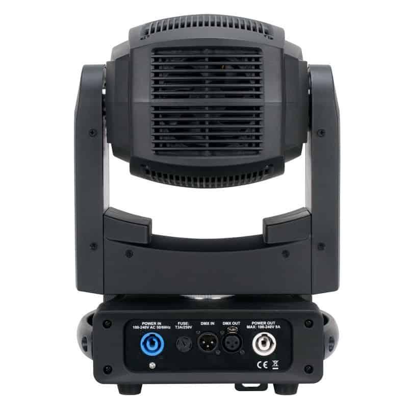 ADJ Focus Spot T4Z moving head sett bakfra