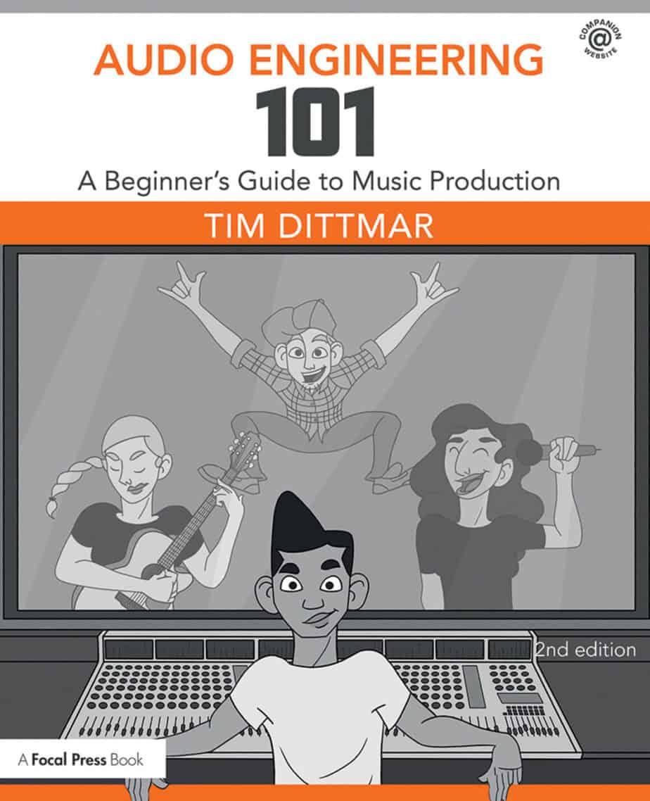 Audio engineering 101 bokomslag