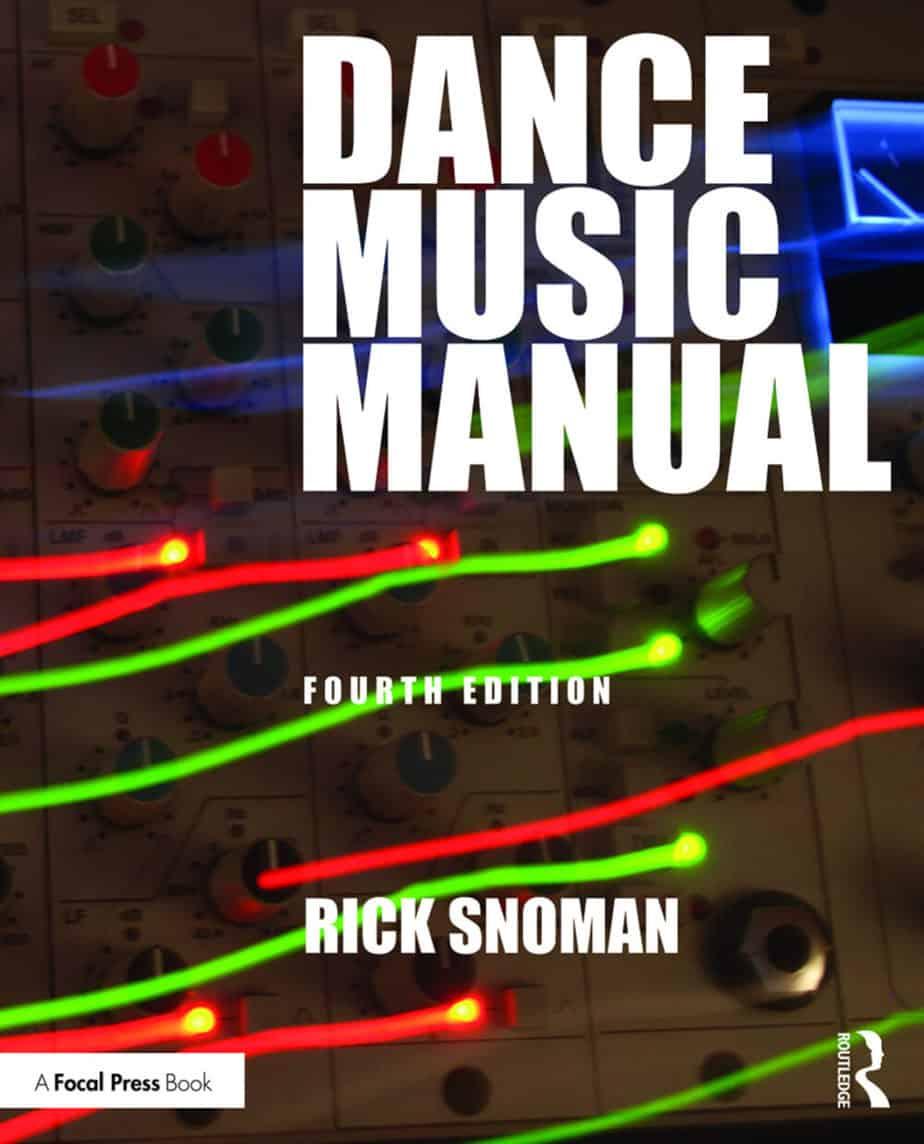 Dance music manual bokomslag