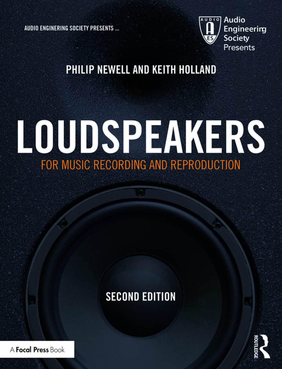 Loudspeakers for music recording and reproduction bokomslag