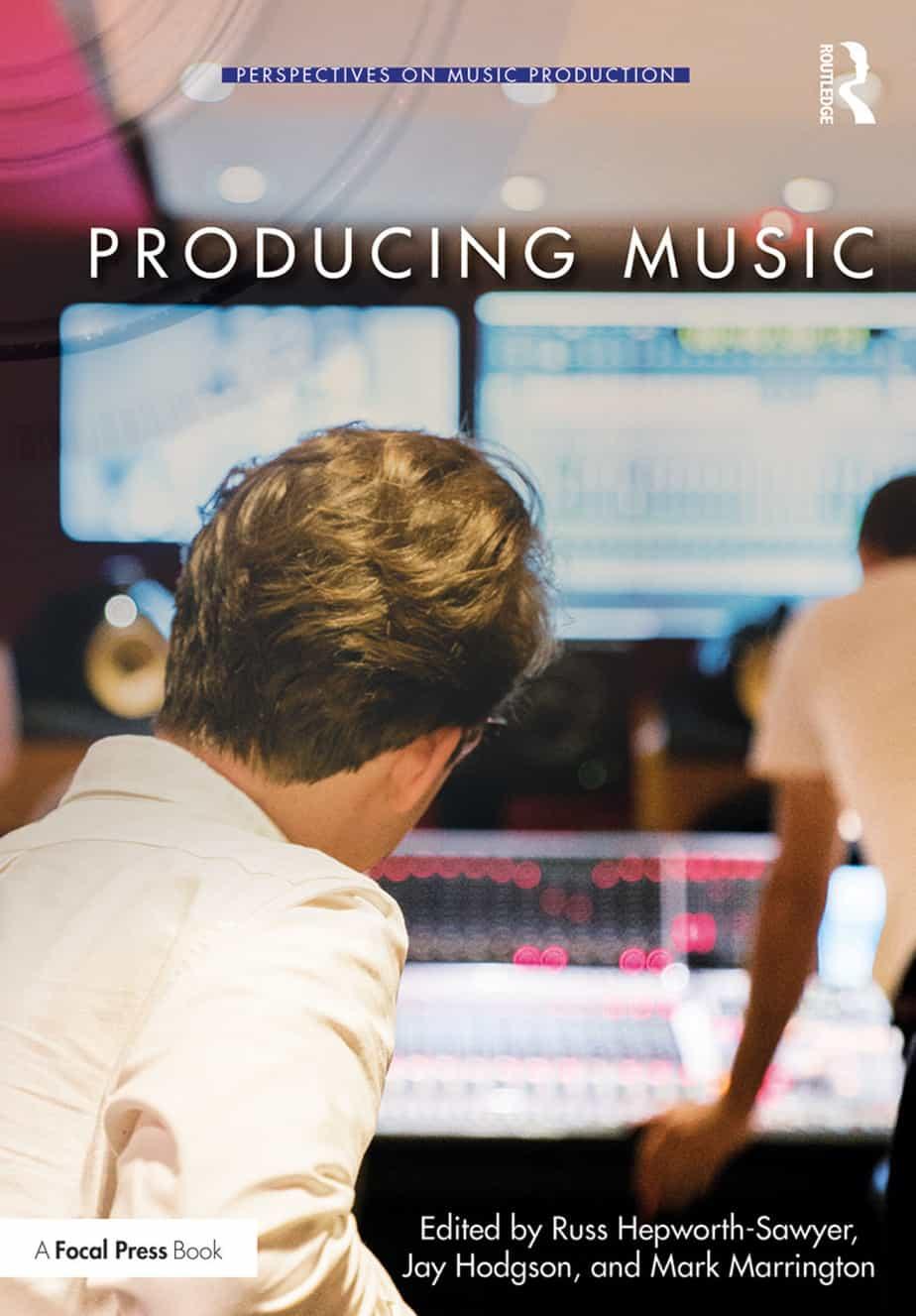 Reproducing music bokomslag
