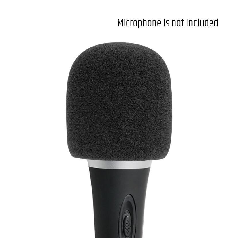 LD Systems SD913BLK mikrofonhette sort