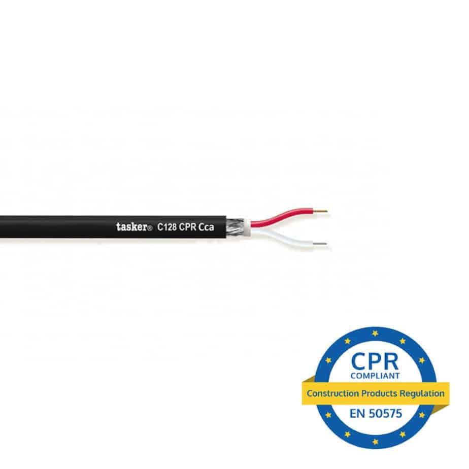 Tasker C128CPRCCA mikrofonkabel