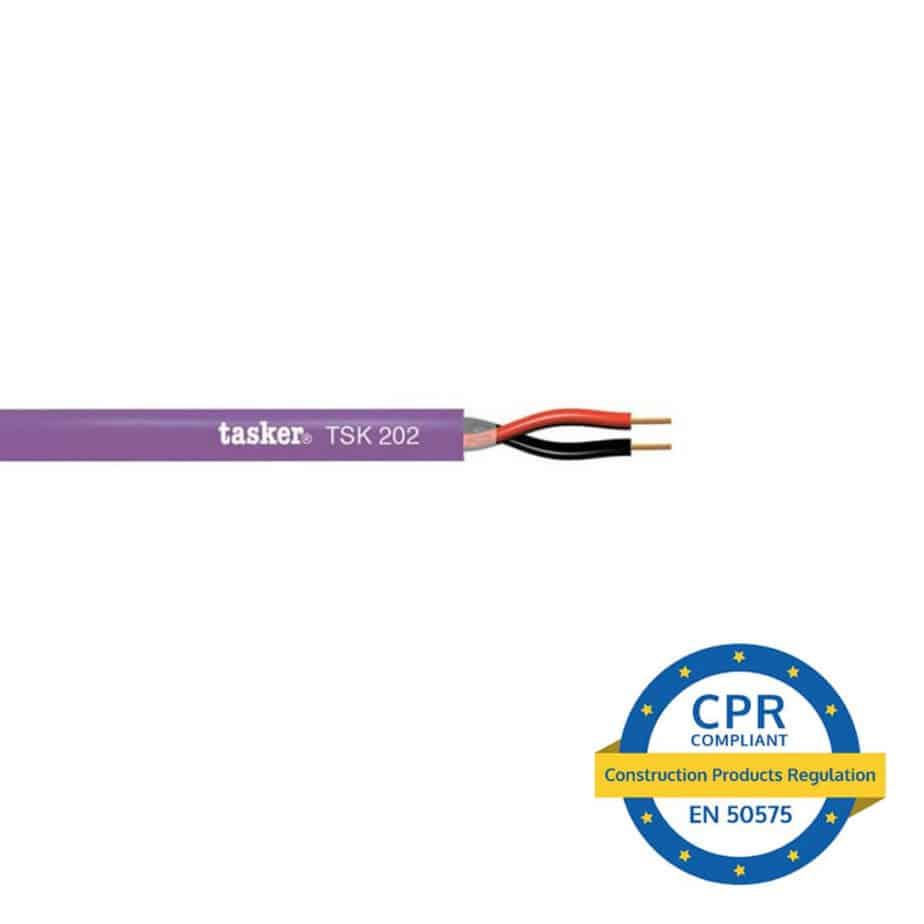Tasker TSK202CPR talevarslingskabel