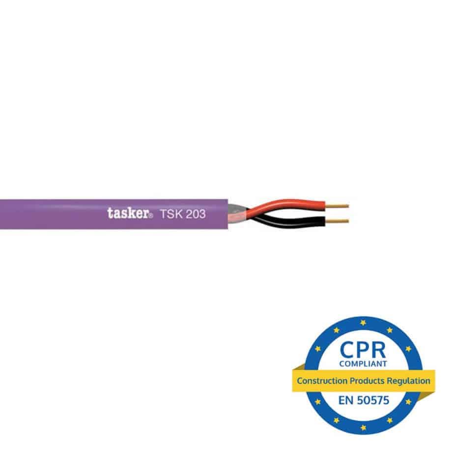Tasker TSK203CPR talevarslingskabel