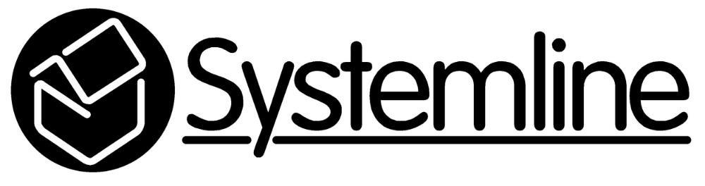 Logo for merkevaren Systemline