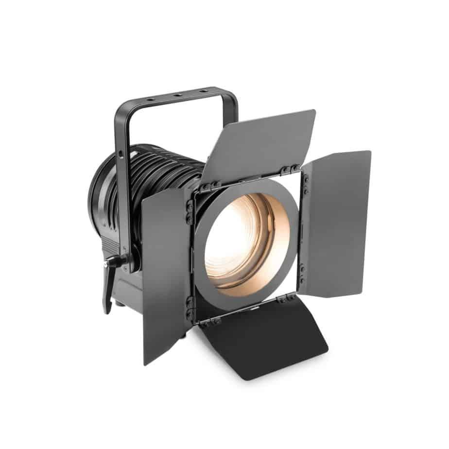Cameo TS 100 WW LED Fresnel Sett Forfra