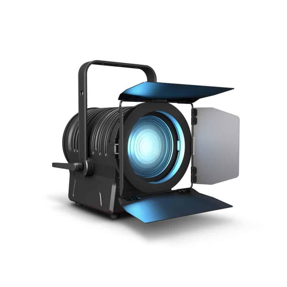 Cameo TS 200 FC LED Fresnell Sett Forfra