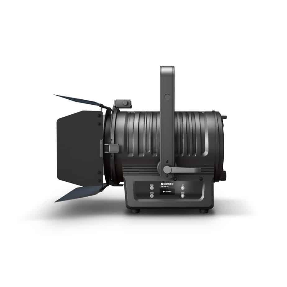 Cameo TS 200 FC LED Fresnell Sett Fra Siden