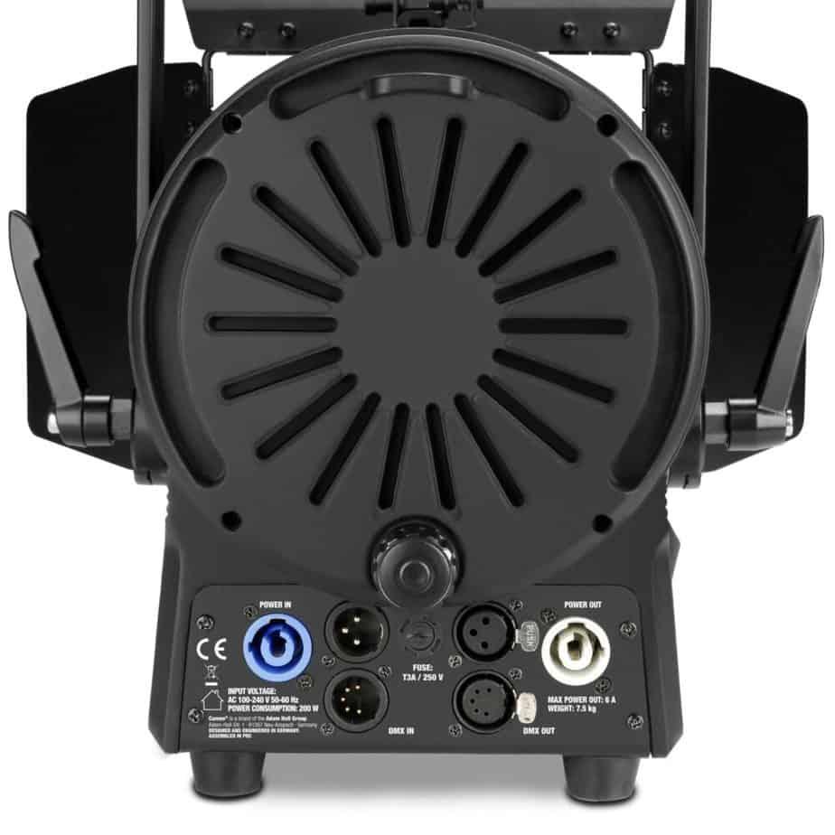 Cameo TS 200 WW LED Fresnell Sett Bakfra