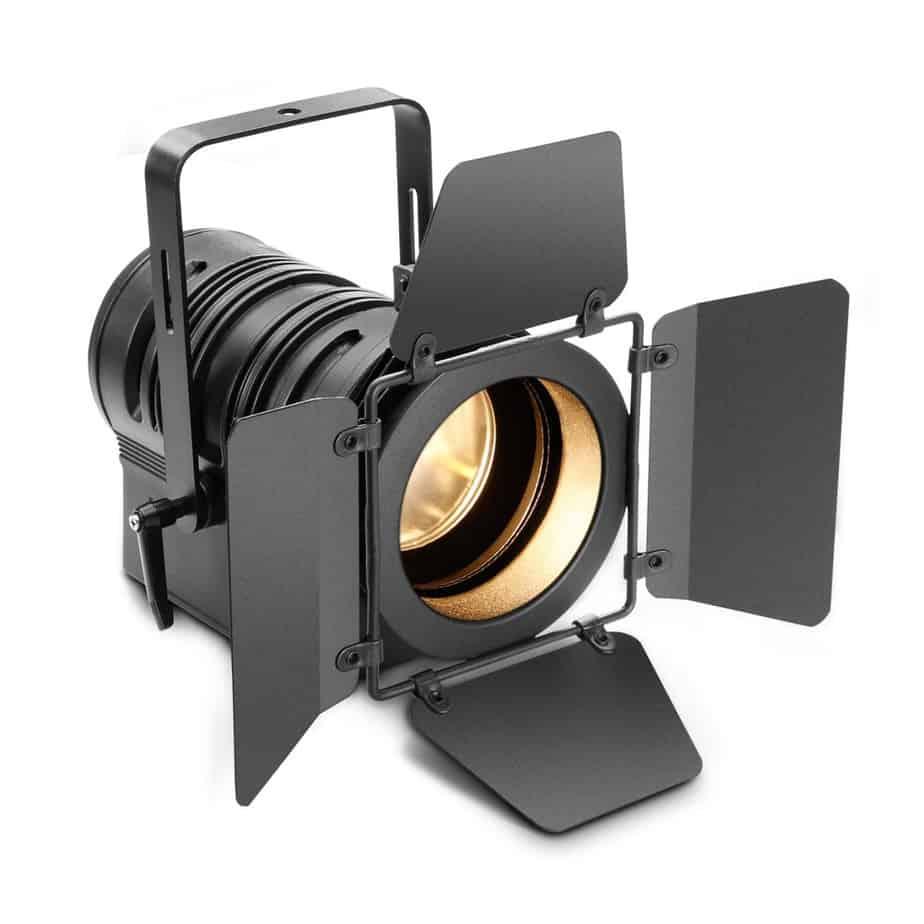 Cameo TS 40 WW LED Fresnel Sett Forfra