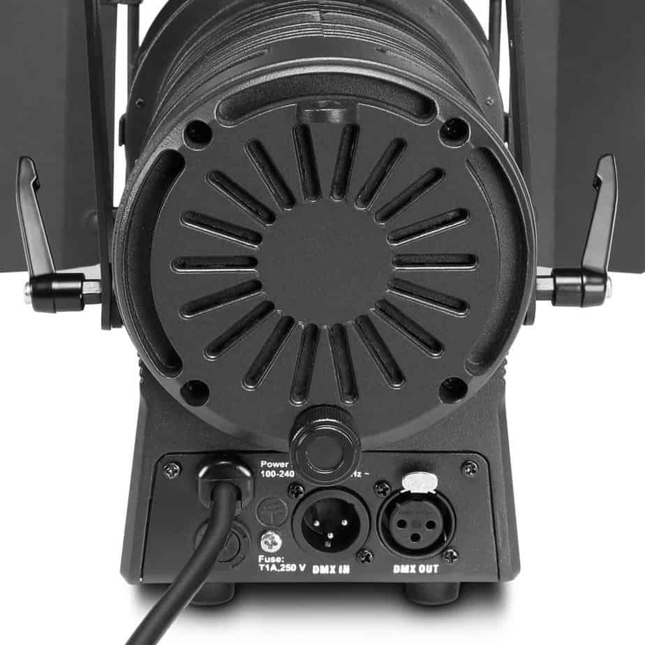 Cameo TS 60 W RGBW LED Fresnel Sett Bakfra