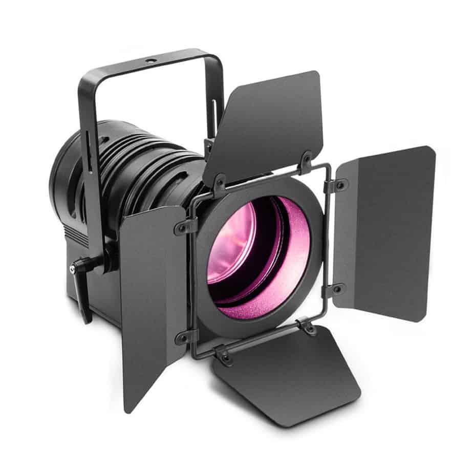 Cameo TS 60 W RGBW LED Fresnel Sett Forfra