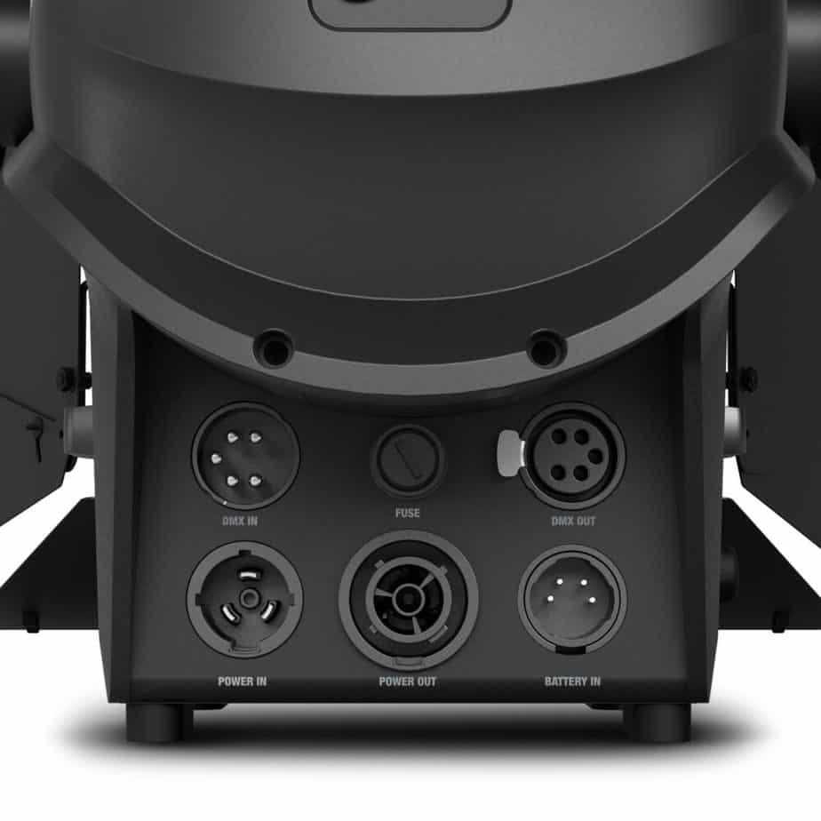 Cameo TS F1 FC RGBW Fresnel Pro Sett Bakfra