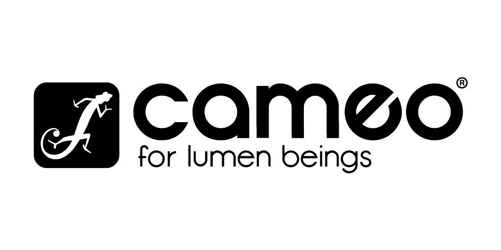 Logo for merkevaren Cameo