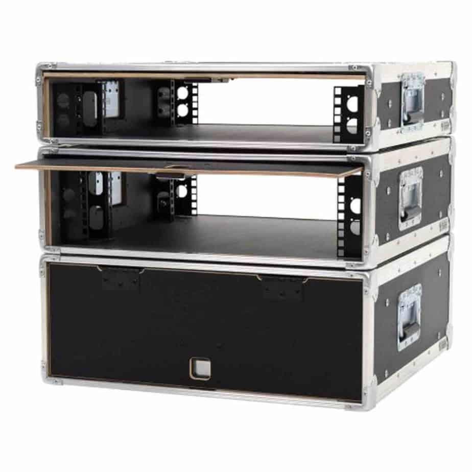 Flightcase og rack