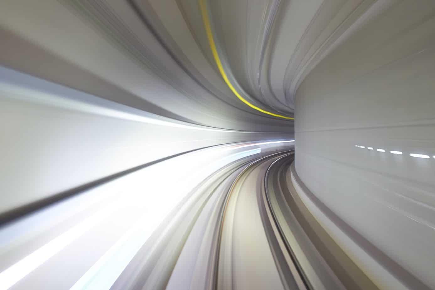 lydens hastighet illustrasjon