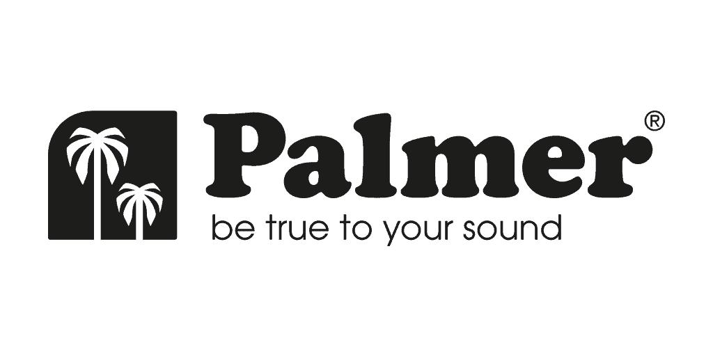 Logo for merkevaren Palmer